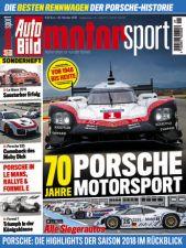 Auto Bild + Auto Bild motorsport