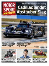 Motorsport aktuell