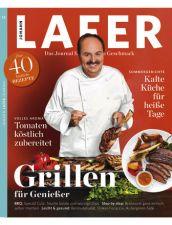 Johann Lafer Magazin