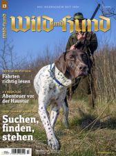 Wild und Hund