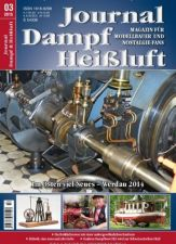 Journal Dampf & Heißluft