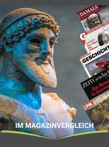 Geschichte lernen: Geschichtsmagazine im Vergleich