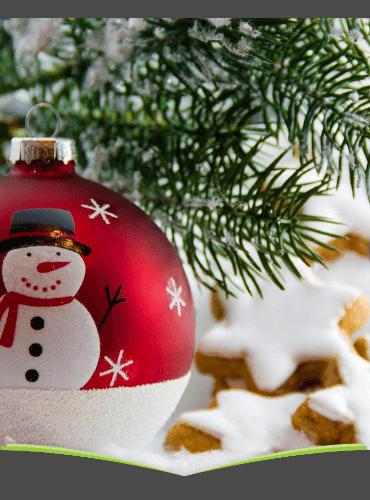 Deko-Ideen und Rezepte für Weihnachten