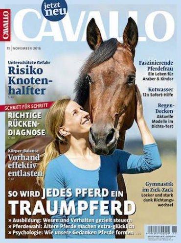 7 Ausgaben Cavallo für 26,45 € mit 20,00 € Amazon-Gutschein (u.a.)