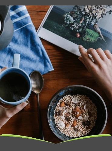 Winterblues vorbeugen mit Mindstyle- und Achtsamkeit Magazinen