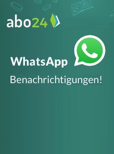 Kundenservice per Whatsapp!