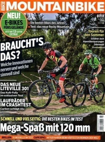 7 Ausgaben Mountain Bike für 28,45 € mit 20,00 € Gutscheinprämie