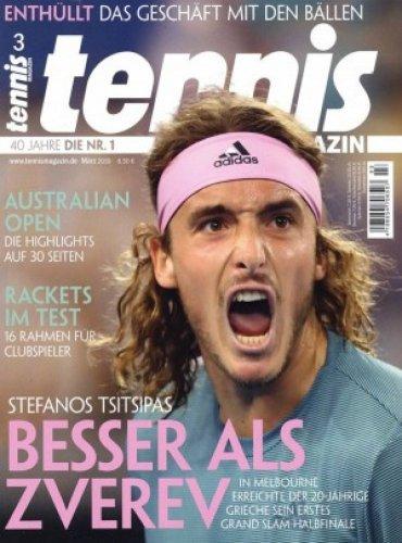 Tennis Magazin für 68,00 € mit 60,00 € Amazon-Gutschein
